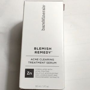 💋Host Pick😎👄NWT BareMinerals Blemish Acne Serum